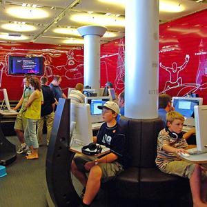 Интернет-кафе Шатурторфа