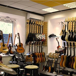 Музыкальные магазины Шатурторфа