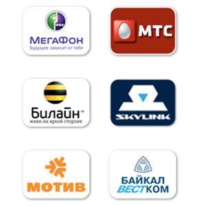 Операторы сотовой связи Шатурторфа