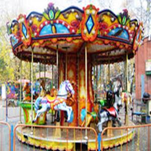 Парки культуры и отдыха Шатурторфа