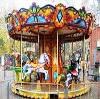 Парки культуры и отдыха в Шатурторфе