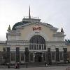 Железнодорожные вокзалы в Шатурторфе