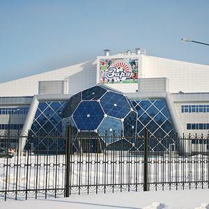 Спортивные комплексы Шатурторфа
