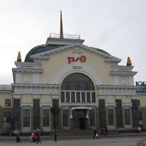 Железнодорожные вокзалы Шатурторфа